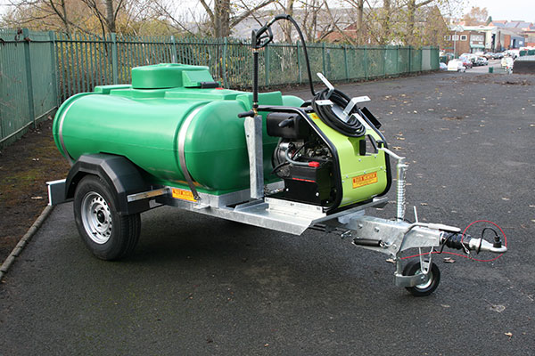 1125L Highway Tow Water Bowser