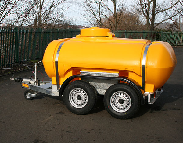 2250L Highway Tow Water Bowser