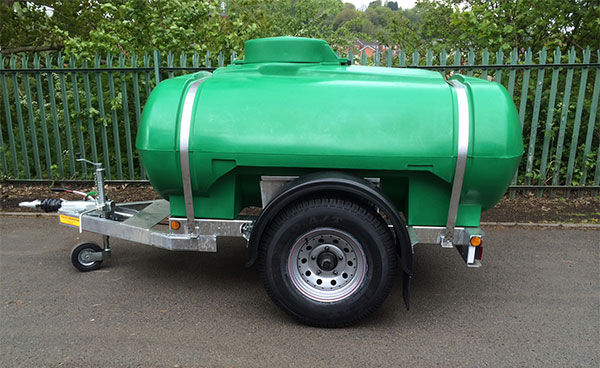 2250L Clean Water Bowser