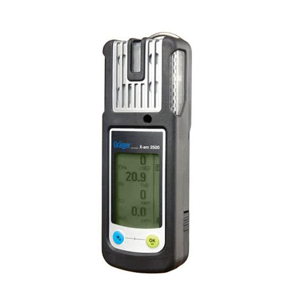 Draeger Xam-2500 Gas Detector