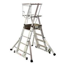 Mobile Step Tower