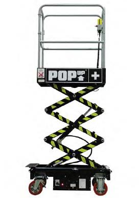 Pop Up Plus Tower