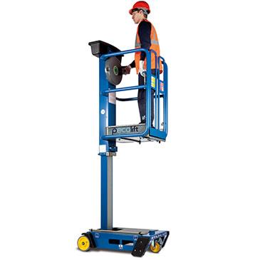Peco Lift Manual Platform