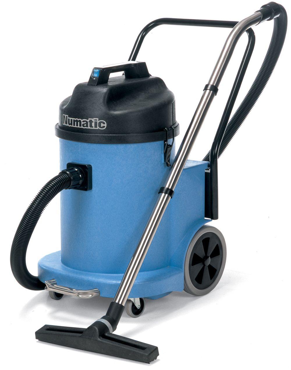Wet/Dry 2x Motor Vacuum 110V