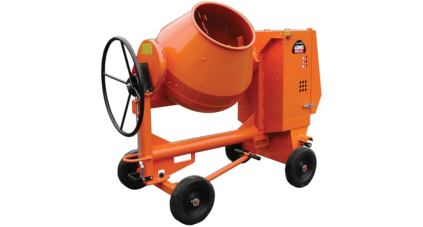 5/3 1/2 Cement Mixer - Diesel