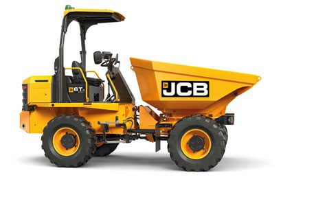 6T Four Wheel Drive Dumper