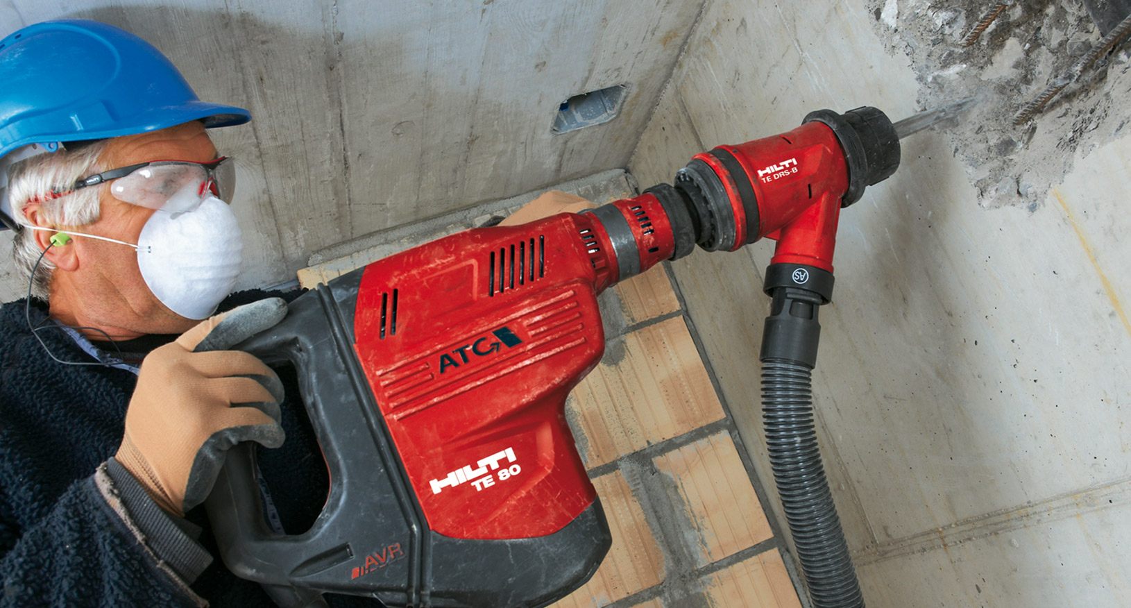 SDS Max Hammer Drill (Heavy Duty) 110V