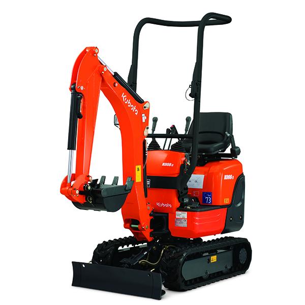 0.8T Micro Excavator