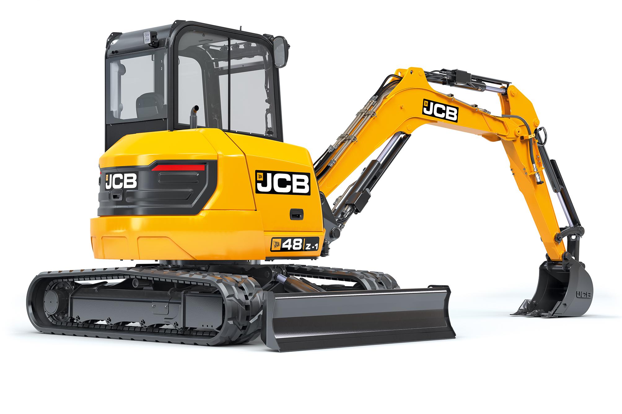 5T Tracked Excavator