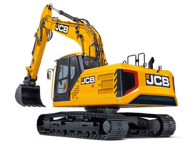 20T Excavator (Tier 4)