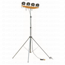 Tripod Light 4x LED Light