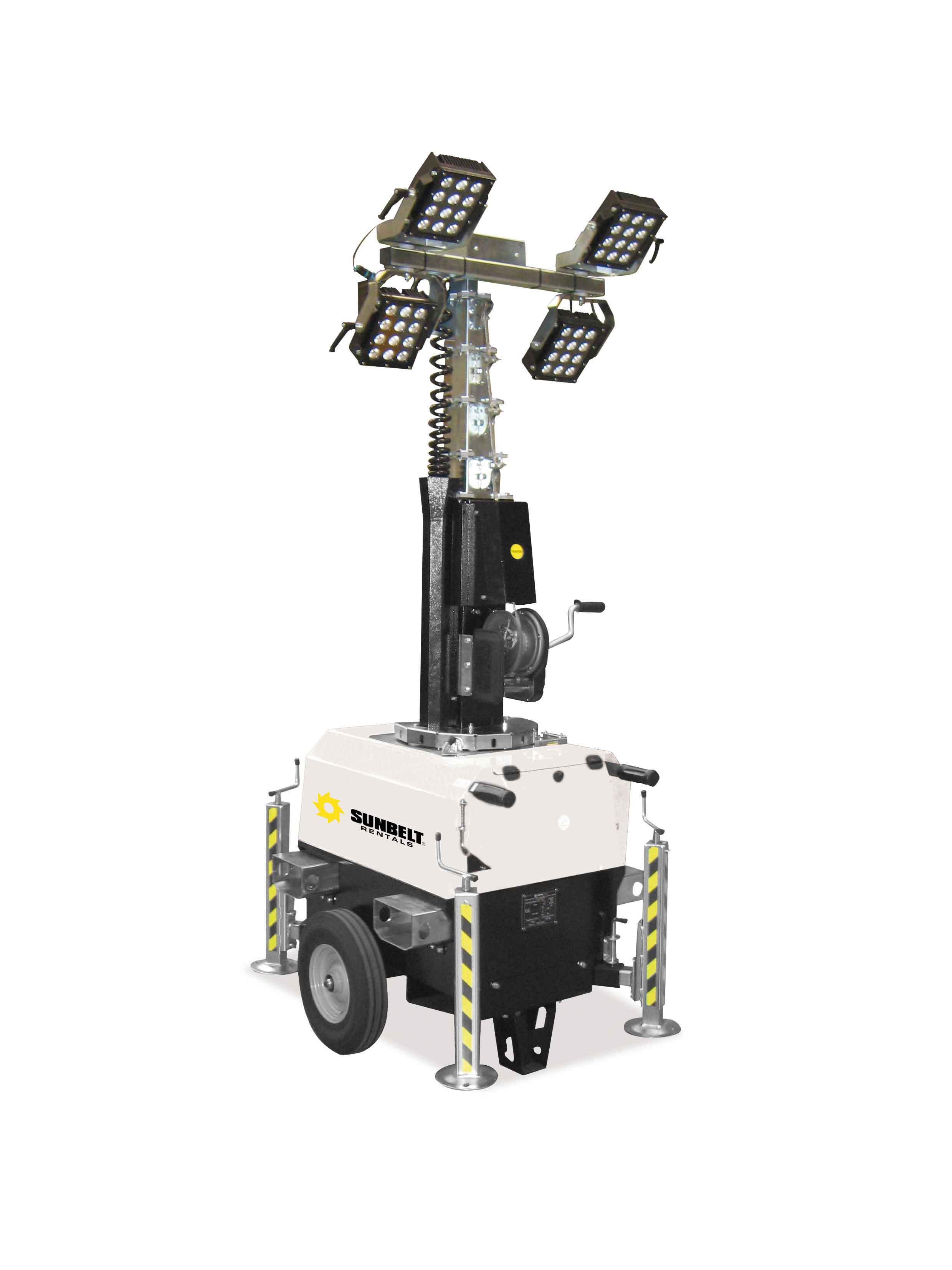 7M X-Chain Tower Light