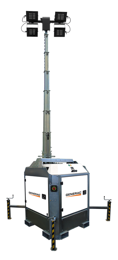 8m Eco Cube Tower Light