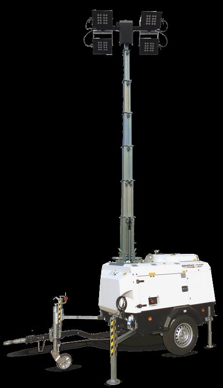 9M VT Hybrid Tower Light
