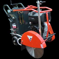 450mm Floor Saw - Petrol