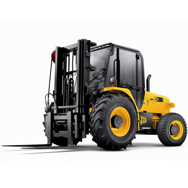 2.6T Forklift Four Wheel Drive