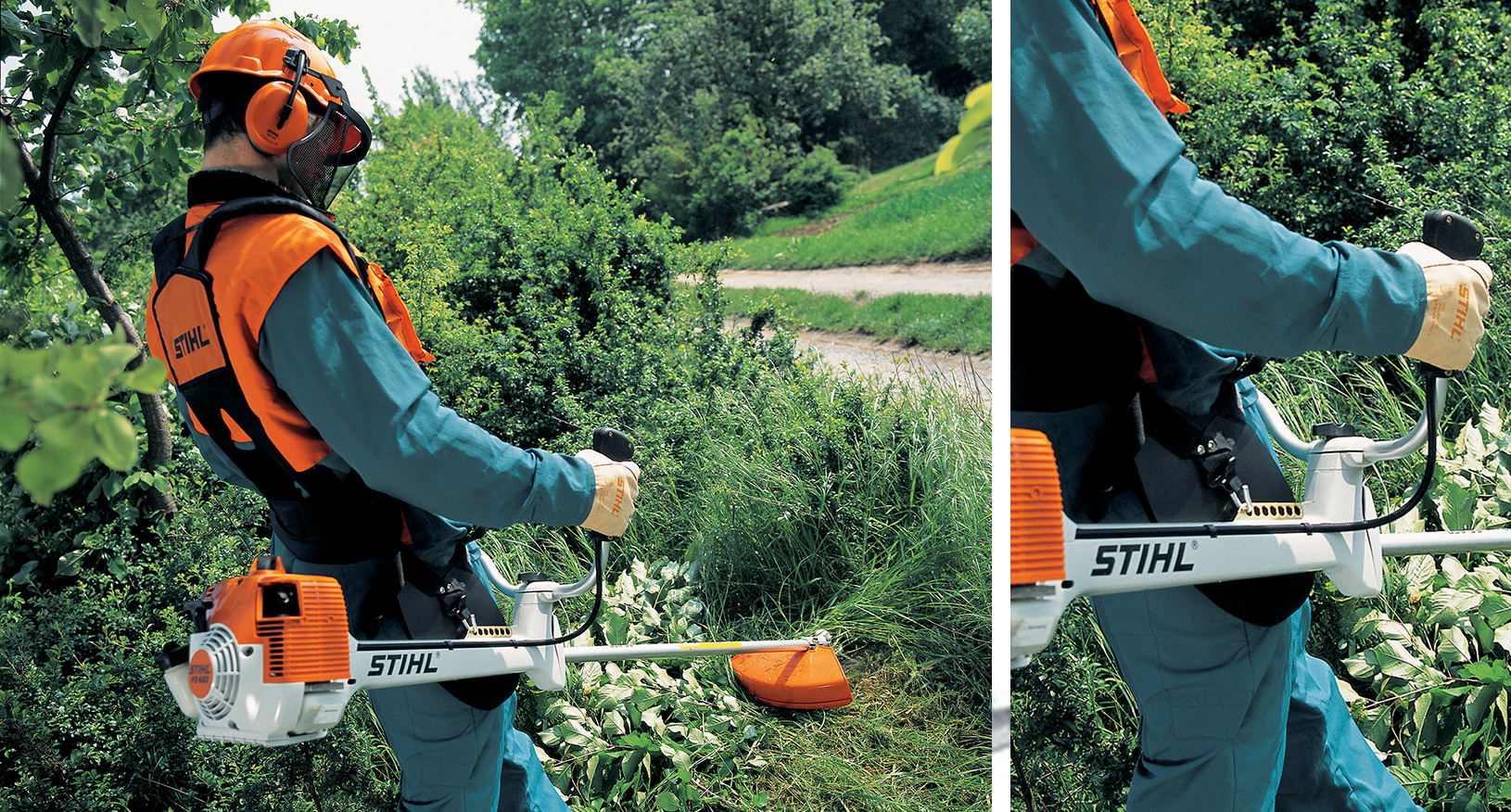 Small Brush Cutter/Strimmer