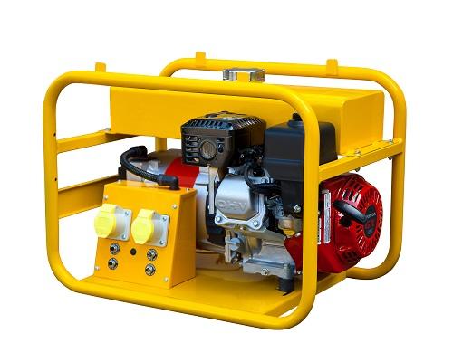 3.0 Kva Generator - Rail