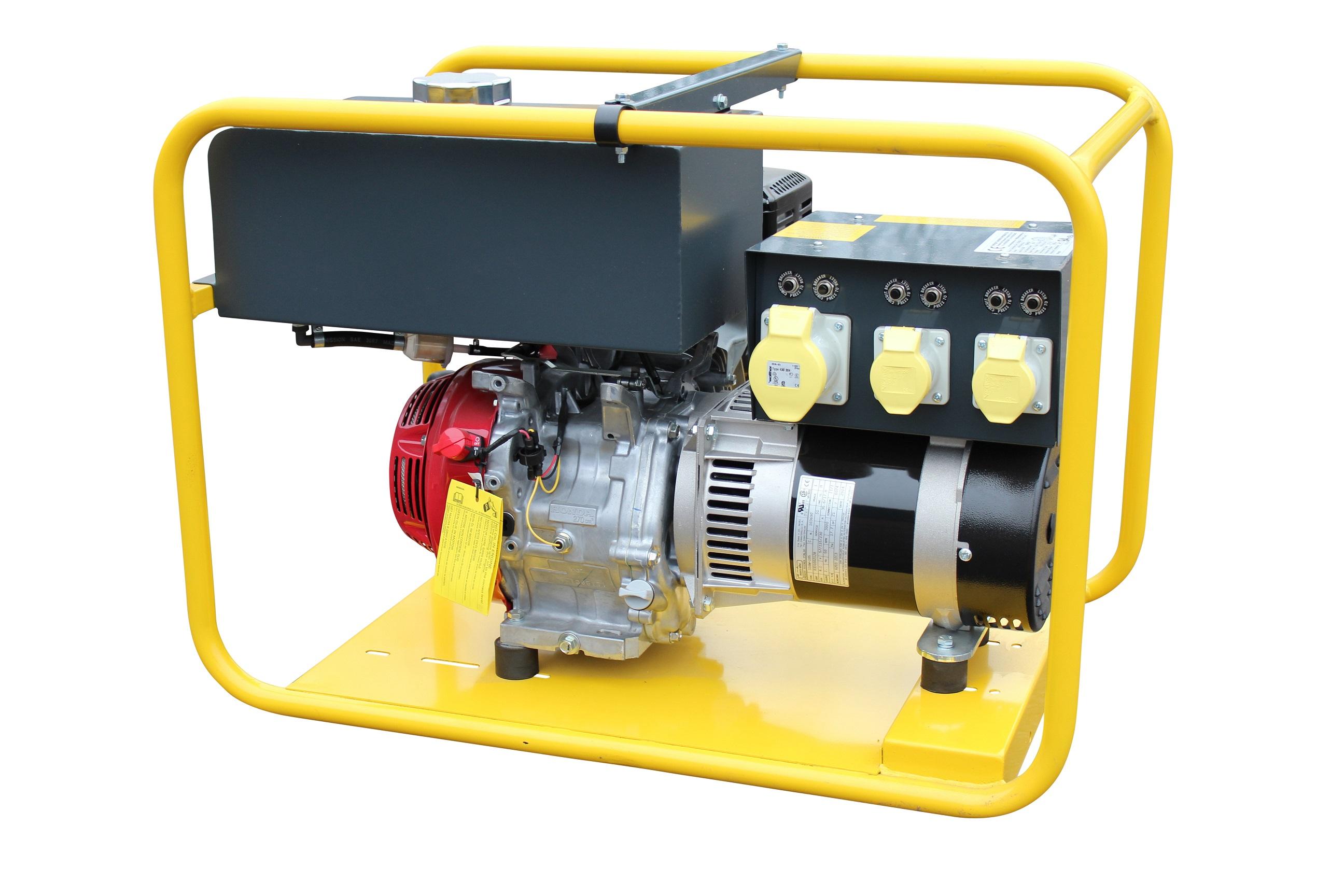5.0 Kva Generator - Rail