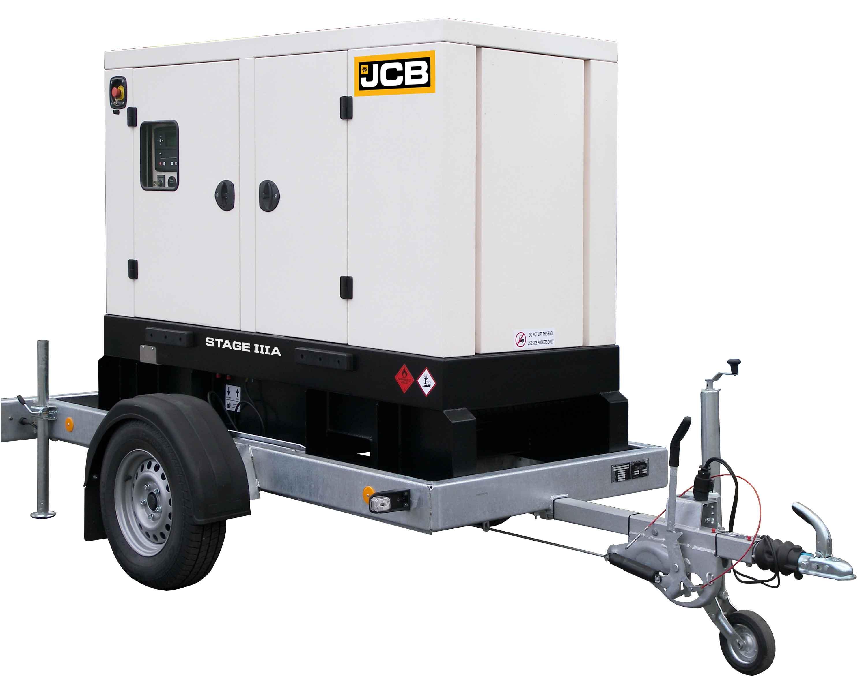 20 kVA Diesel Generator - Road Towable