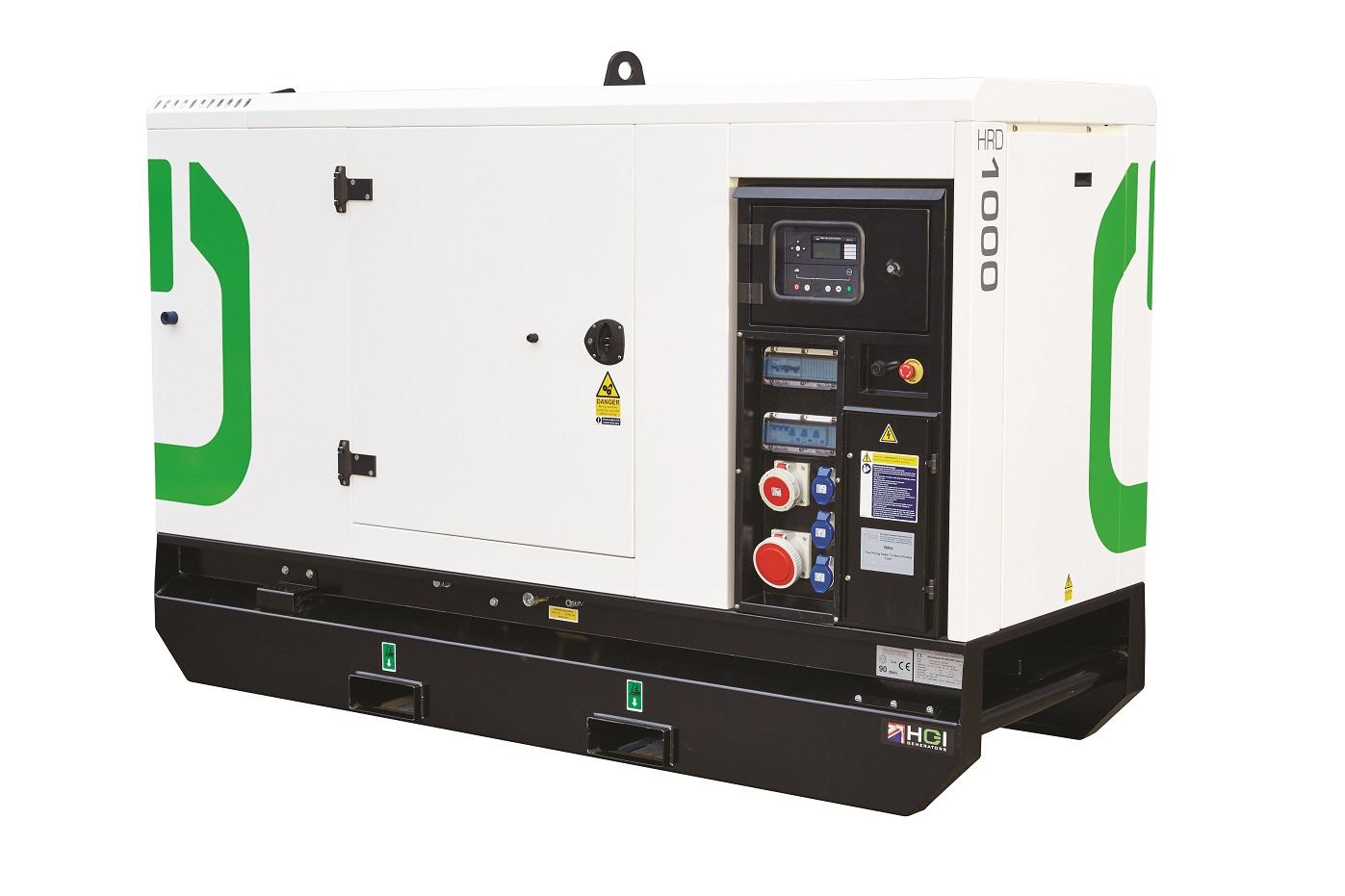 100 kVA VoltSafe Generator