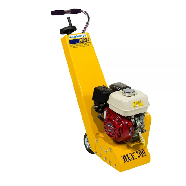 200mm Floor Planer - Petrol