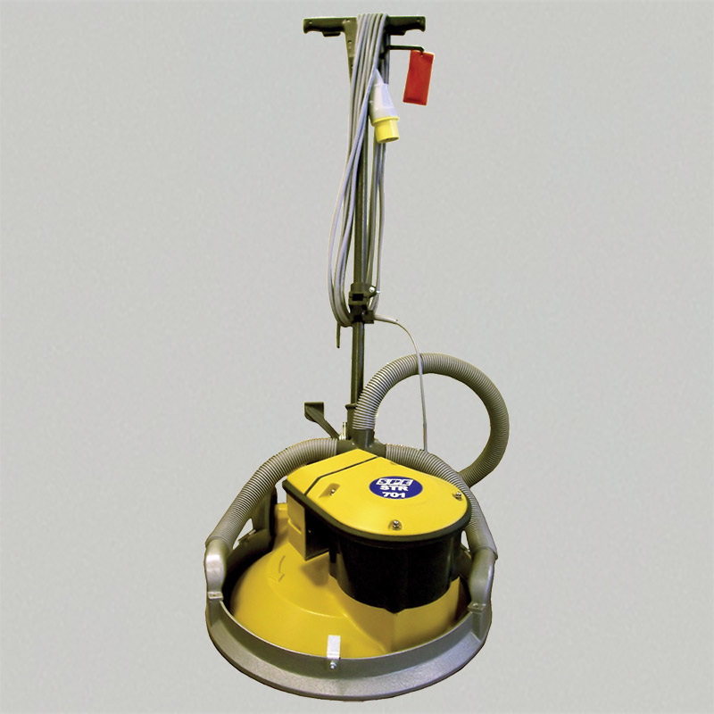 Multi Purpose Floor Preparation System - STR