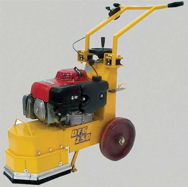 Floor Grinder Single Head  - Petrol