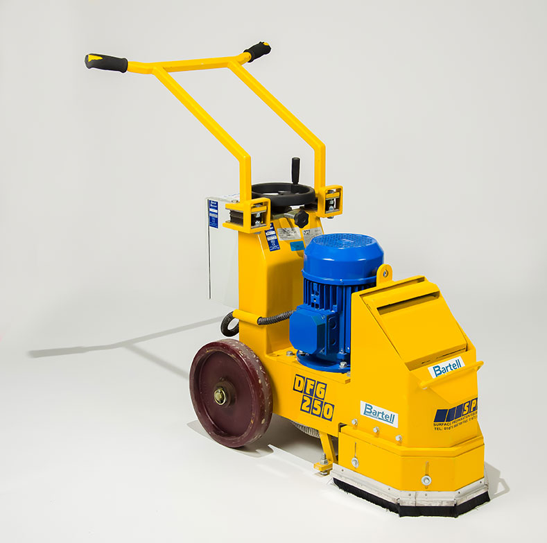Floor Grinder Single Head 110V