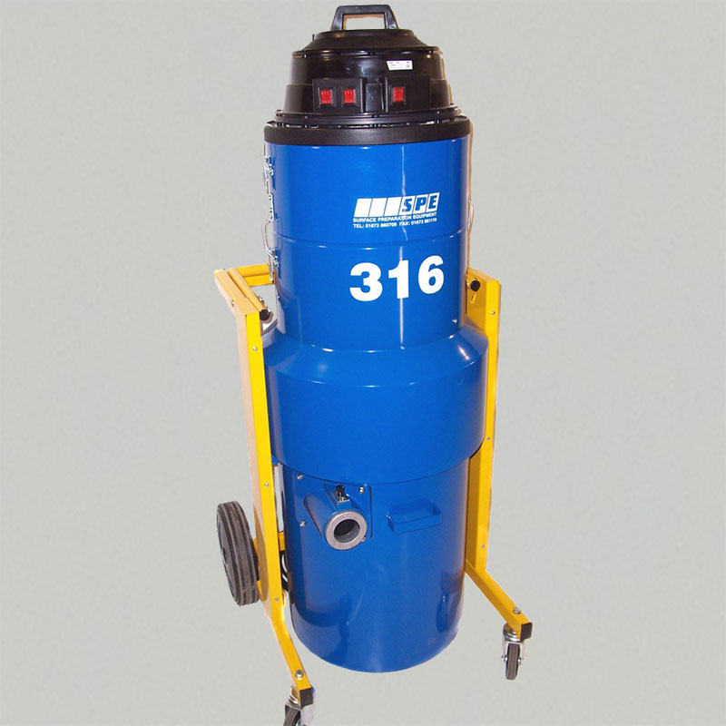 Dust Extraction Unit 3CFM