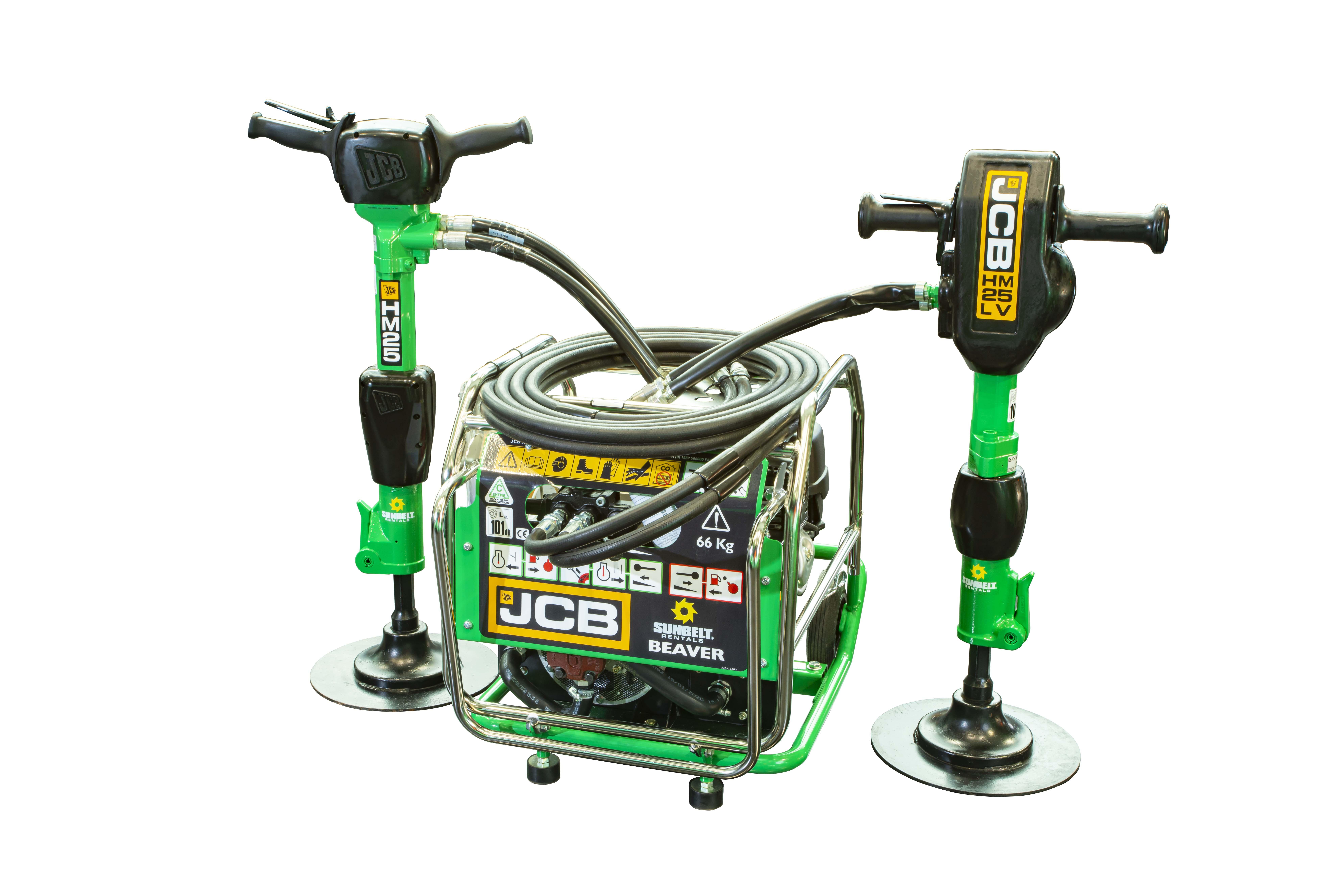 20L Hydraulic Pack - Petrol