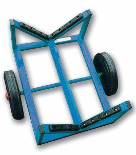 2 Wheel Pipe Bogey - V Type