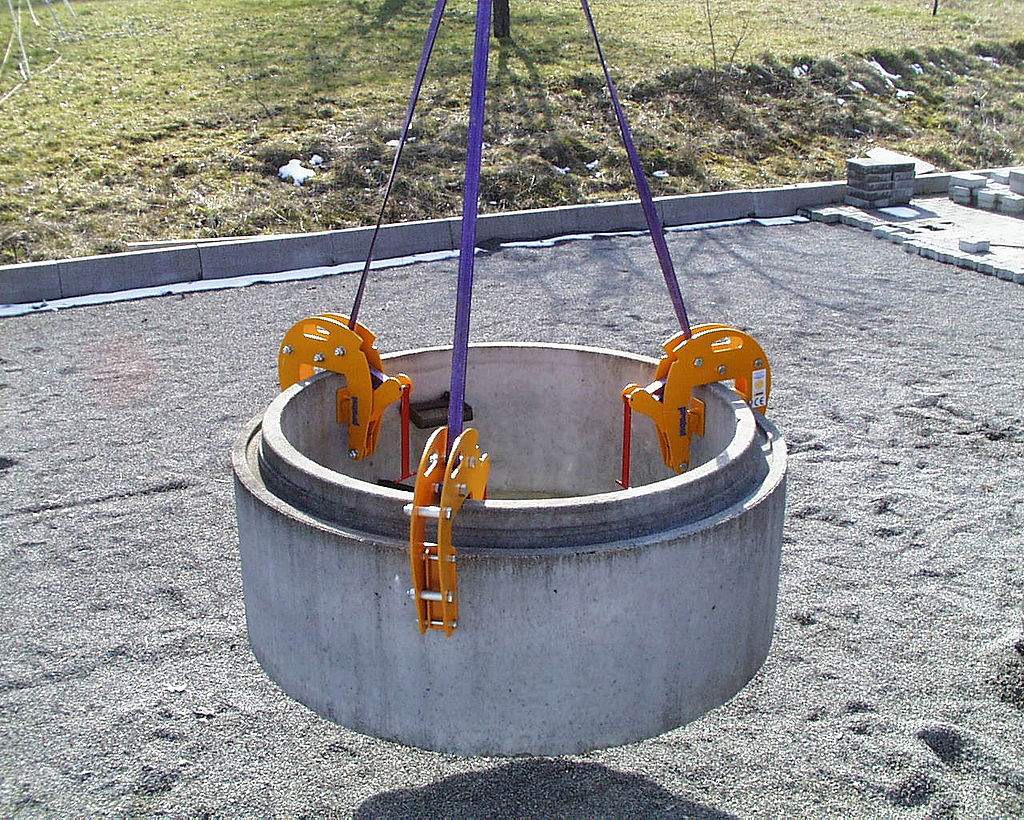 Manhole Ring Lifter