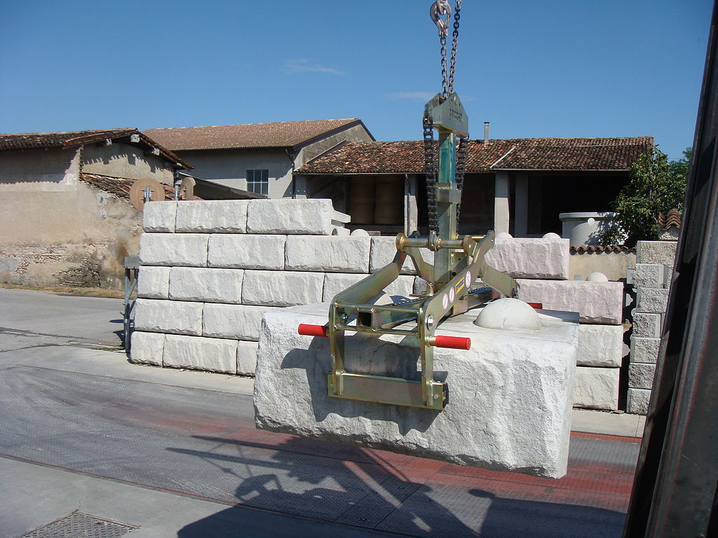 1500kg FTZ Universal Grab