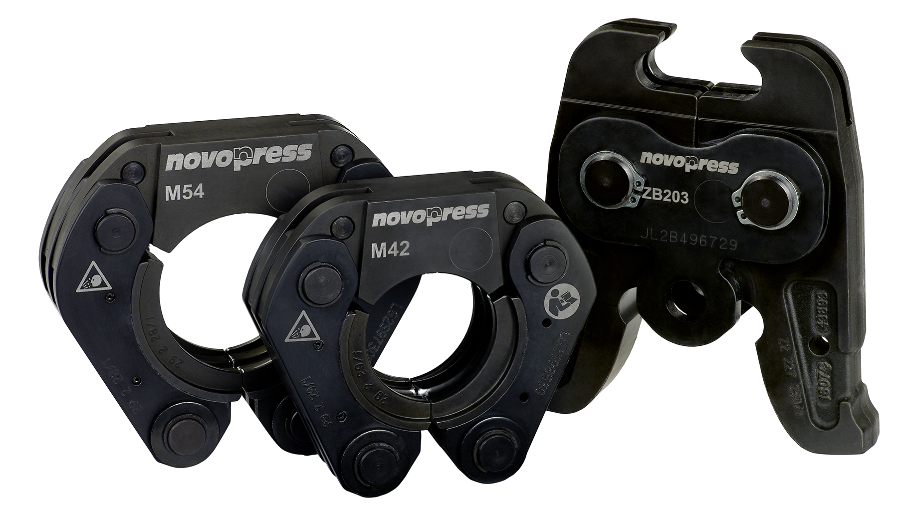 M42 & 54mm Press Collar Set