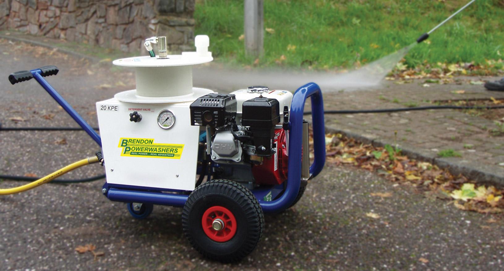 2000PSI Petrol Pressure Washer