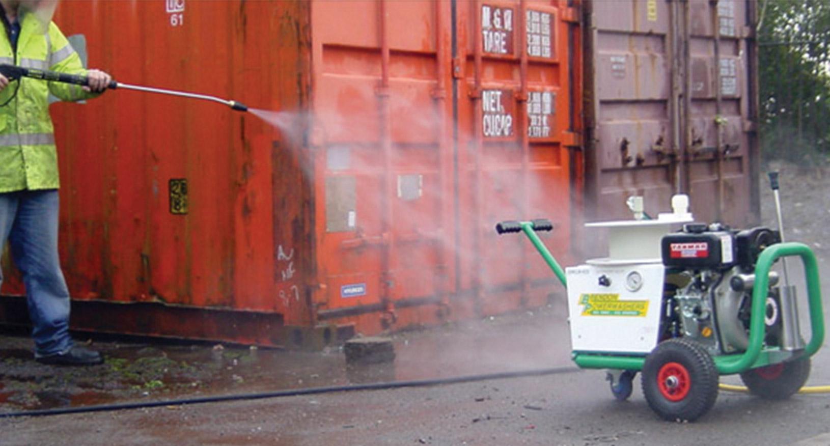 3000PSI Diesel Pressure Washer