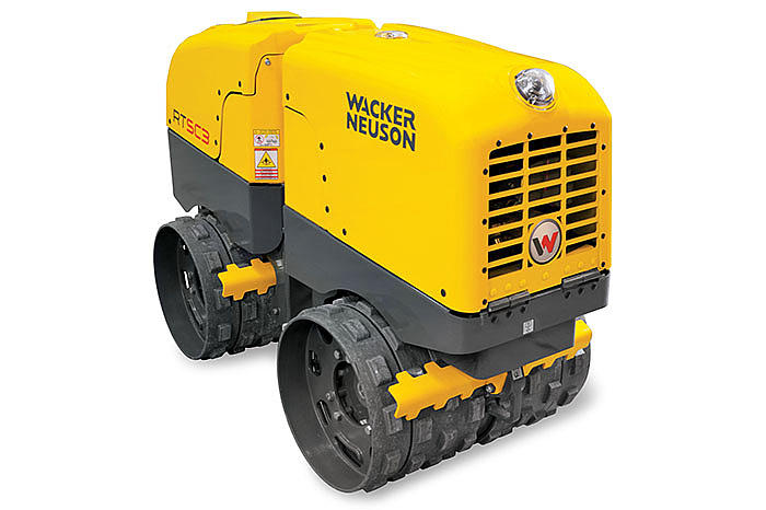 Padfoot Trench Roller