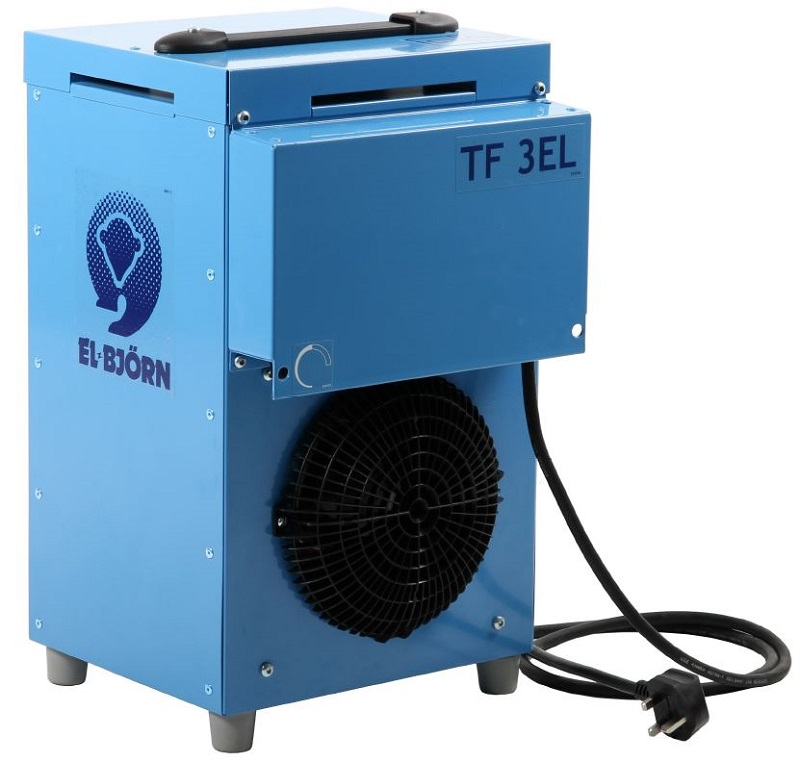 3KW Fan Heater 230V
