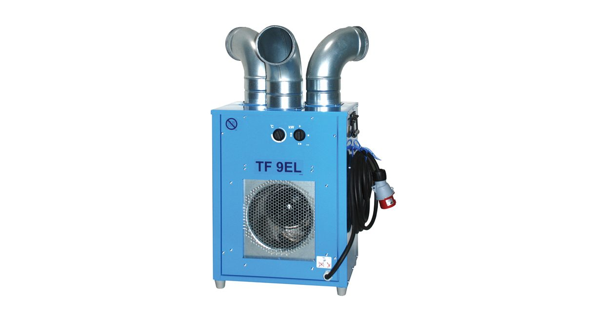 9KW Fan Heater