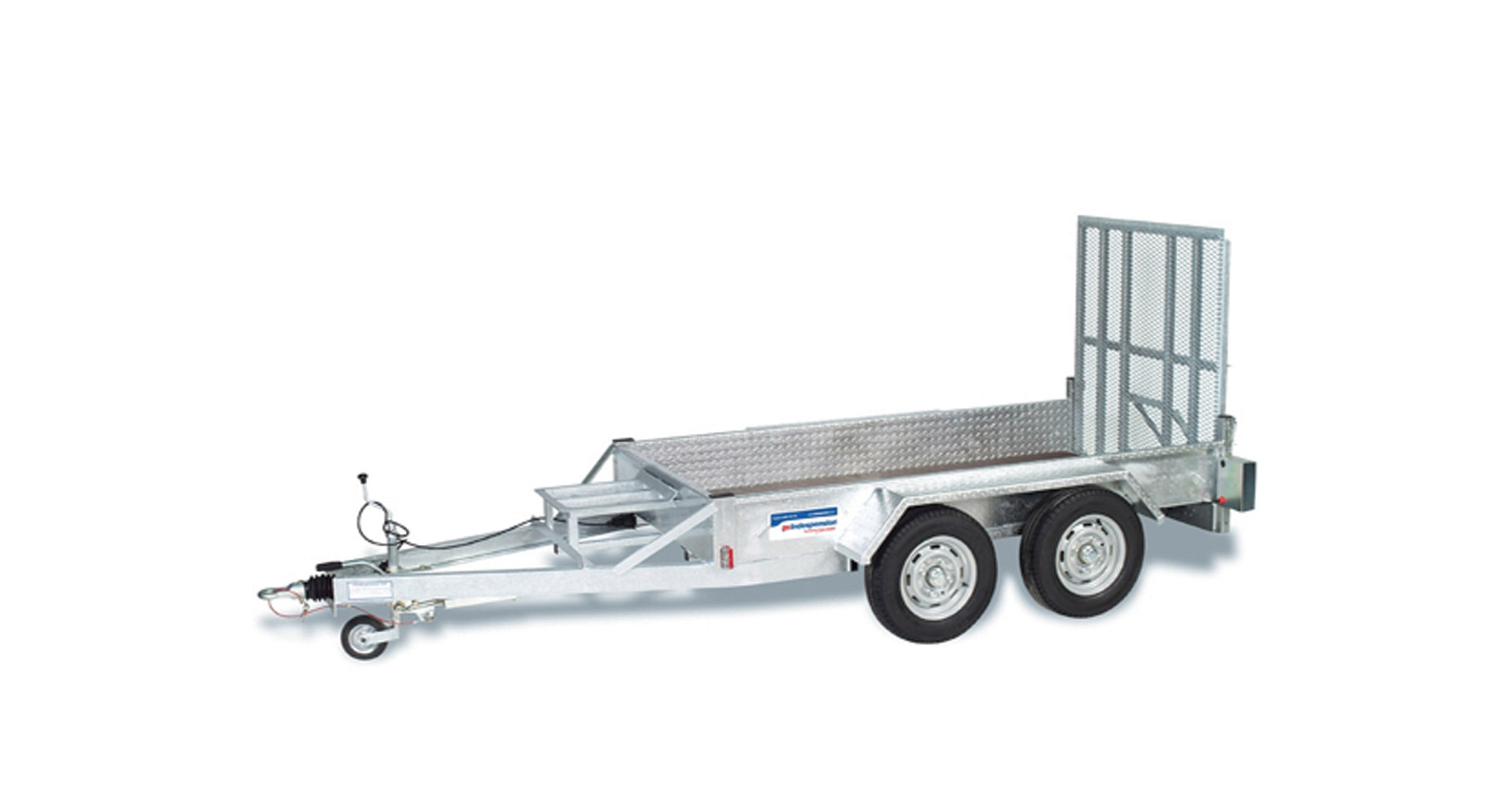 2160KG Twin Axle Trailer