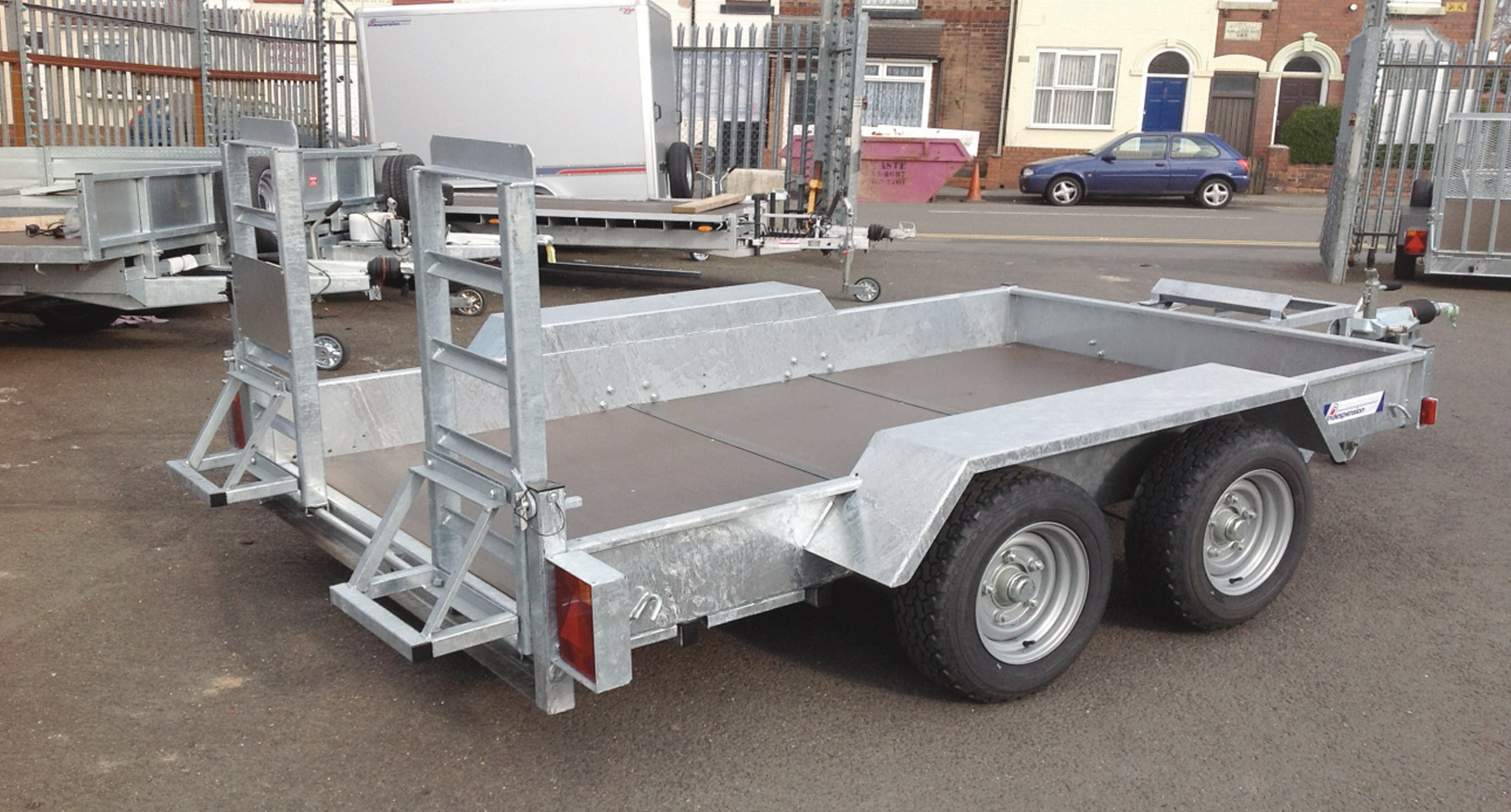 Plant Trailer Payload 2000
