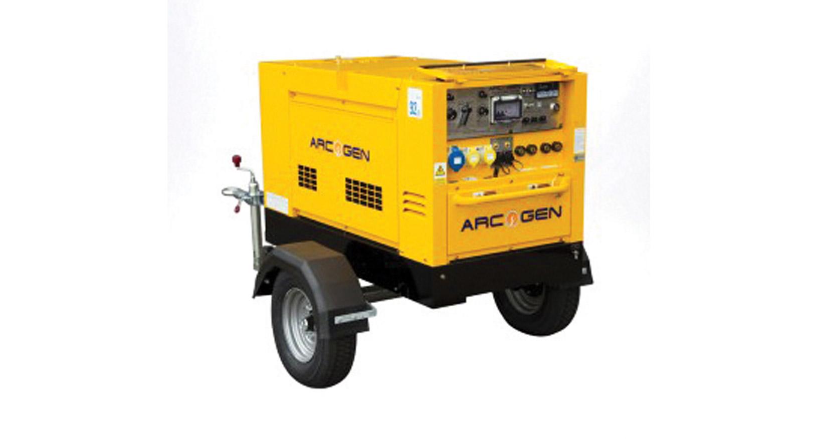 Diesel Welder - 370 Amp