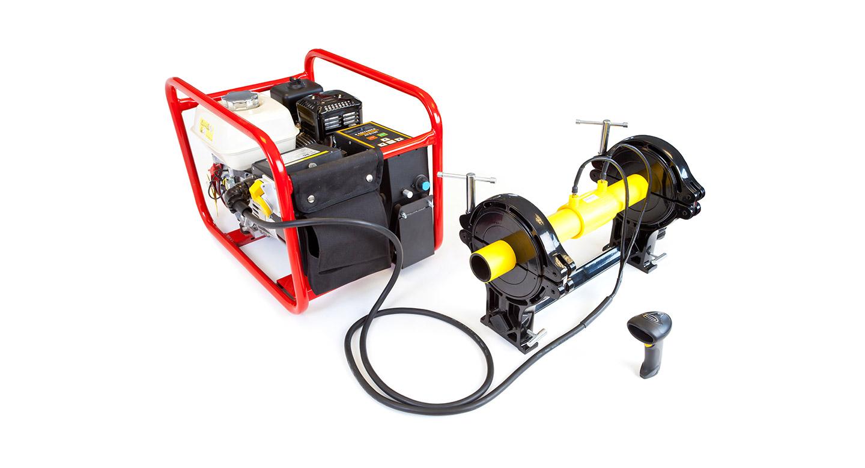 Electrofusion & Generator Combi Unit