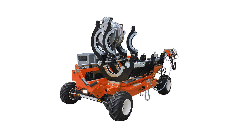 630Mm Ritmo All-Terrain Butt Fusion