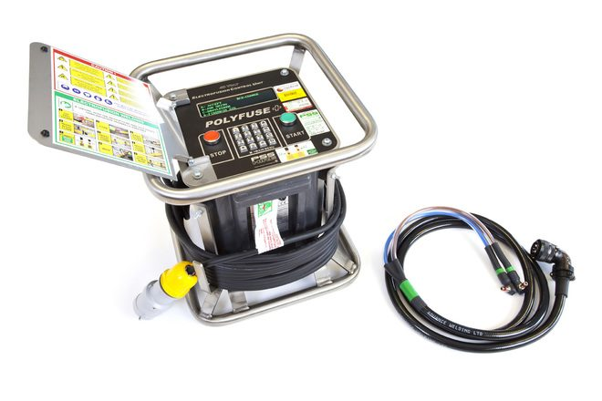 40V / 80V Dual Voltage Electro-Fusion Box