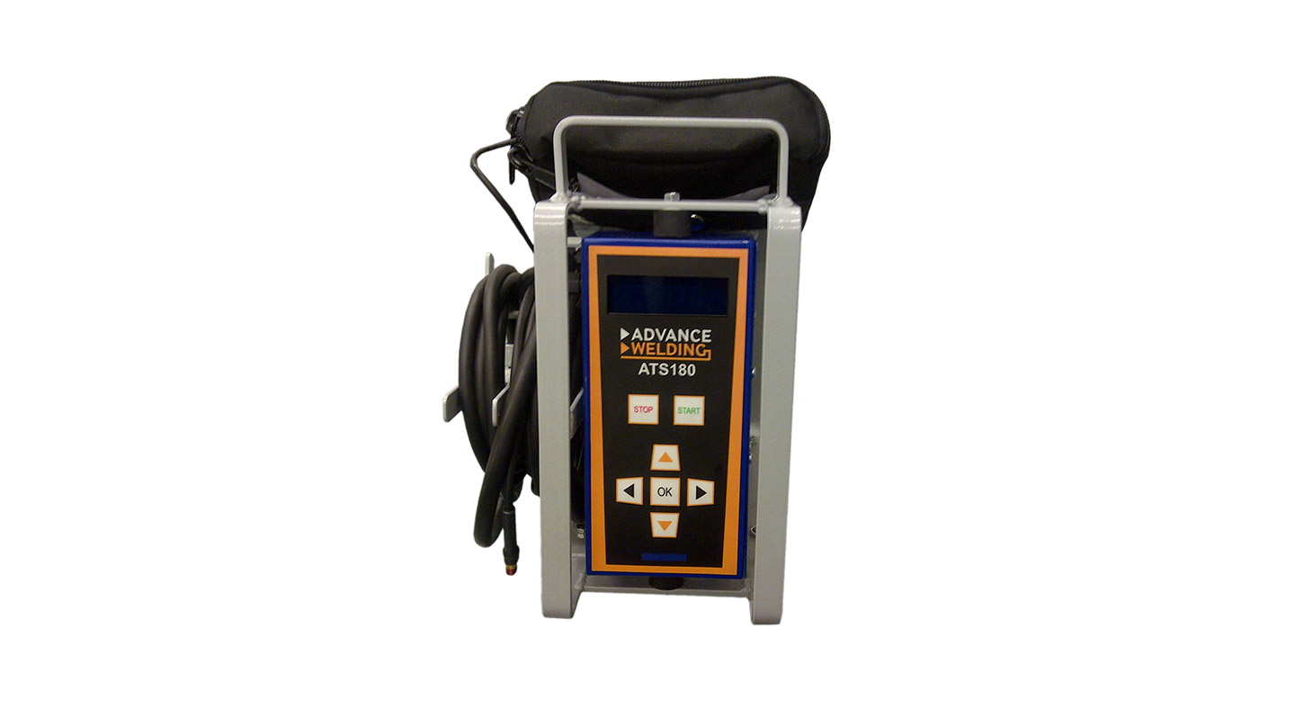 Ats180 Compact Electrofusion Welding Unit