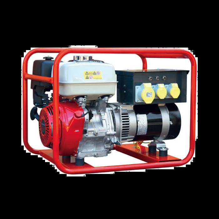 Tin12 Portable Petrol Generator 5Kva