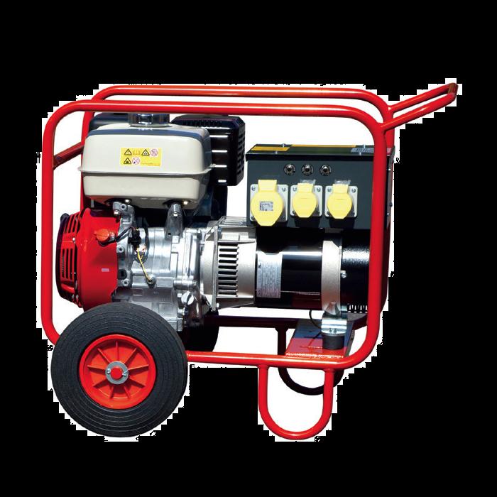 Tin12 Portable Petrol Generator 7.5Kva