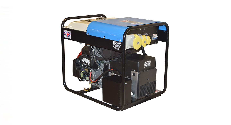 Tin12 Portable Petrol Generator 10Kva